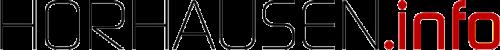 HORHAUSENinfo - Logo 3
